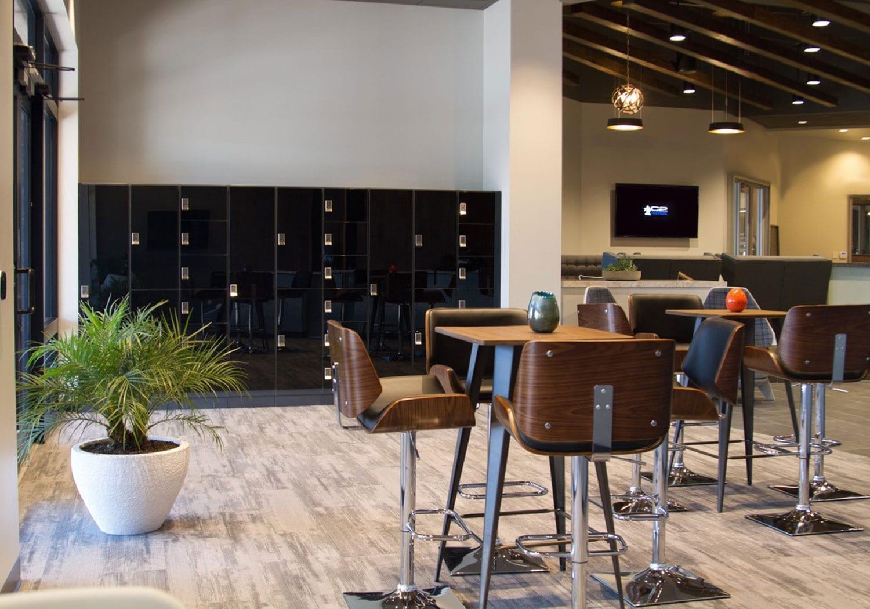 AREA338 Members Lounge